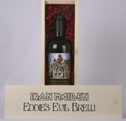 "Этим предметом станет  ""Iron Maiden Eddie's Evil."
