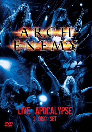 Arch Enemy Live Apocalypse (2CD)   Concert   US   PanterA preview 0
