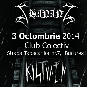 Kistvaen - Desolate Ways - 3 octombrie 2014