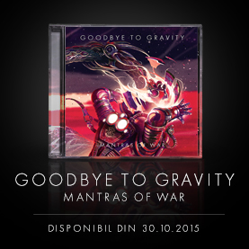 Goodbye to Gravity album 2015