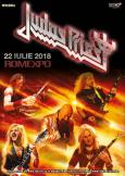 JUDAS PRIEST: Firepower la Bucuresti - Romexpo