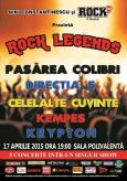 ROCK LEGENDS la Bucuresti
