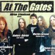 AT THE GATES: posibil DVD live