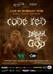 CODE RED si DELIVER THE GOD cinta la Bacau