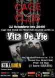Concert STILLBORN în Club Cage