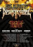 Death Angel si Suicidal Angels in Romania!