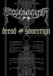 DREAD SOVEREIGN si PROCESSION concerteaza in Bucuresti