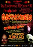 ELECTROZOMBIES/ REDOX/ STONED ADDAMS live in Fire Club