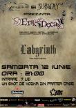 ERA DECAY si LABYRINTH in concert la Bacau