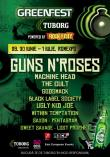 GUNS N'ROSES, MACHINE HEAD si multi altii vin la Rock the City 2012