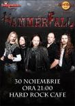 HAMMERFALL si AMARANTHE in Hard Rock Cafe din Bucuresti