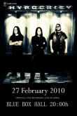 HYPOCRISY: detalii despre DVD-ul 'Hell Over Sofia - 20 Years of Chaos and Confusion'