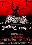 Kathaarsys / Nethescerial / Eufobia - live in Suburbia Club