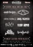 "Line-up final - ""Every pain has an end"" - Concert caritabil pentru Raluca"