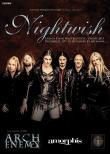 NIGHTWISH, ARCH ENEMY si AMORPHIS concerteaza in Bucuresti