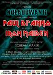 Paul Di'Anno (ex-IRON MAIDEN): detalii despre DVD-ul 'The Beast Arises'