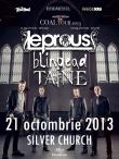 Program LEPROUS si un posibil playlist