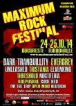 Program si reguli de acces la Maximum Rock Festival 2014