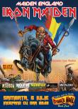Rockoteca IRON MAIDEN cu Lenti Chiriac in clubul Private Hell