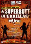 SUPERBUTT sunt cap de afis in Allied Forces Tour