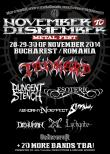 TANKARD, THE CHURCH OF PUNGENT STENCH si ABNORMYNDEFFECT confirmate la November to Dismember 2014
