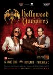 THE HOLLYWOOD VAMPIRES concerteaza in Bucuresti