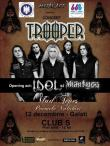 TROOPER in concert la Galati