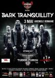 Tudor Turcu feat. EYESEERED in deschiderea DARK TRANQUILLITY