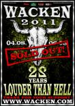 WACKEN OPEN AIR 2011 este sold out!