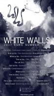 WHITE WALLS to play in the UK on their European summer tour