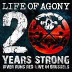 20 Years Strong - River Runs Red: Live in Brussels