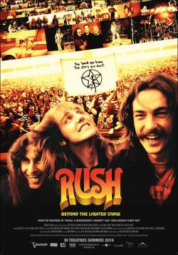 Rush  - Beyond The Lighted Stage
