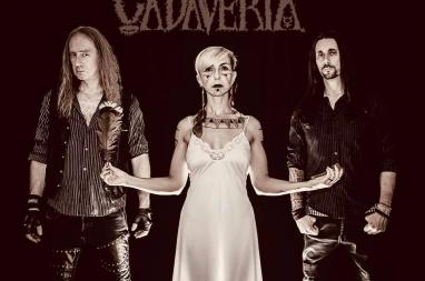 CADAVERIA's return to heavy metal with a smile