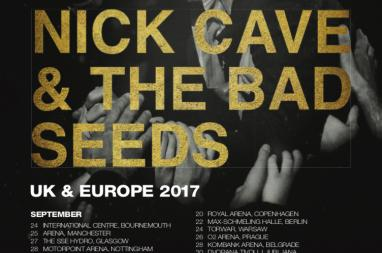 "Nick Cave and the Bad Seeds – ""One More Time with Feeling"", Viena"