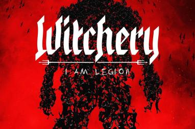 WITCHERY - I Am Legion (8/10)