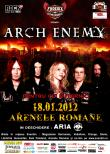 ARCH ENEMY: Revolution Begins la Arenele Romane