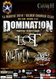 Concert Domination, LOST in Silver Church - galerie foto