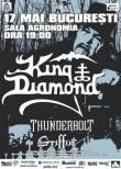 King Diamond - The puppet master la Bucuresti