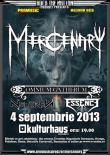 Mercenary si Omnium Gatherum la Bucuresti