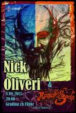Nick Oliveri si ROADKILLSODA: death acustic in Bucuresti