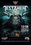 Testament in Bucuresti: Hot in the City
