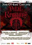 Vital Remains: Underground-ul traieste!